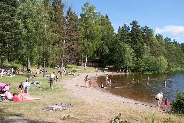 Foto Fjällnora friluftsgård