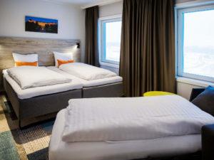 Hotellrum i Uppsala