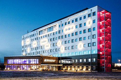 Arenahotellet, Uppsala